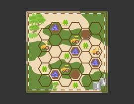#10 para Illustrate a mobile game map por arifbddhaka