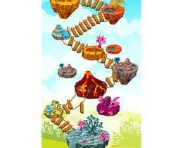 #56 para Illustrate a mobile game map por nk343652