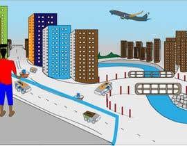 #37 para Illustrate a mobile game map por mdsaharulislam72