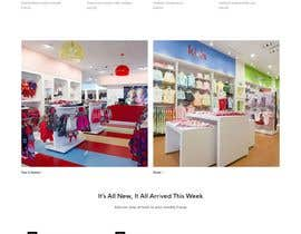 #13 para Build me a website to SELL baby clothing por rakibahmed797