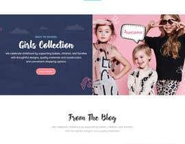#14 para Build me a website to SELL baby clothing por sumaiyad6