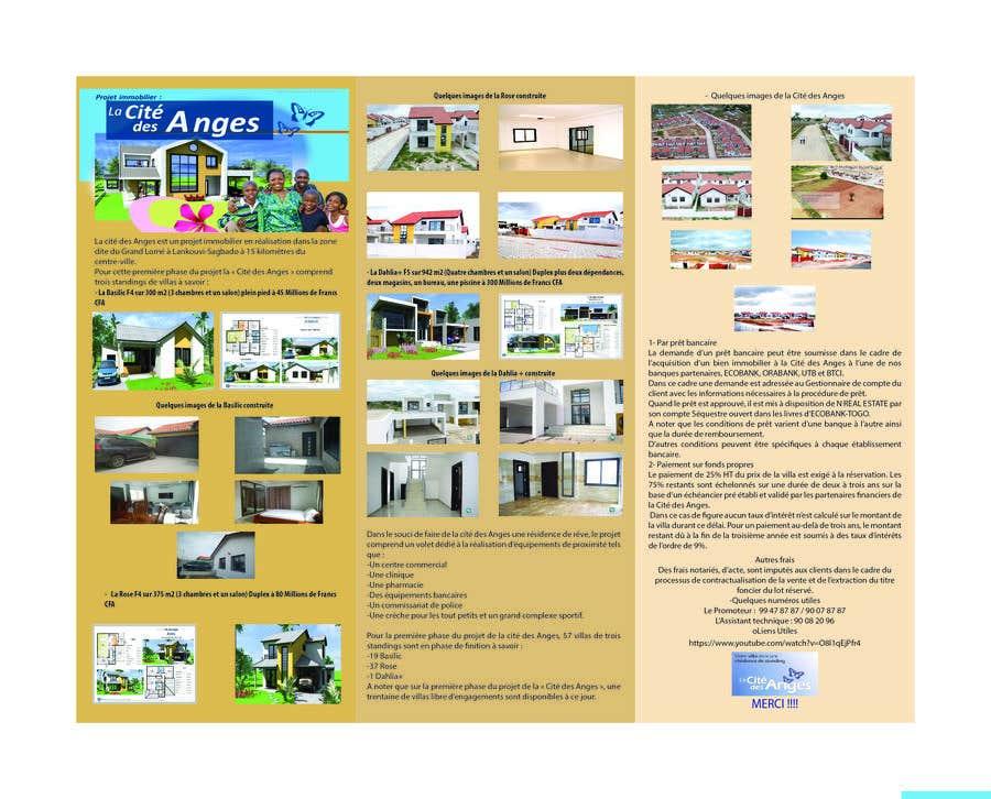 Konkurrenceindlæg #                                        125                                      for                                         Real Estate Pamphlet