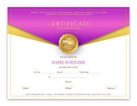 #15 para Baby Dedication Certificate por ajmalmuhd