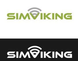 #8 para Logo Design for SIMVIKING ApS por rogeriolmarcos