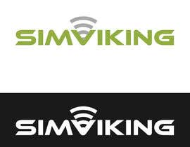 #9 para Logo Design for SIMVIKING ApS por rogeriolmarcos