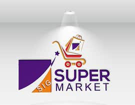 #298 para Create a logo for a Supermarket por ra3311288
