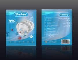 Nro 28 kilpailuun Packaging for Mask käyttäjältä saddam664