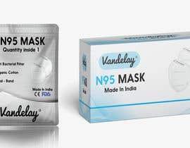 Nro 12 kilpailuun Packaging for Mask käyttäjältä athoi123