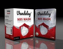 Nro 19 kilpailuun Packaging for Mask käyttäjältä kaushalyasenavi