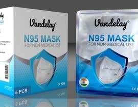 Nro 33 kilpailuun Packaging for Mask käyttäjältä kaushalyasenavi