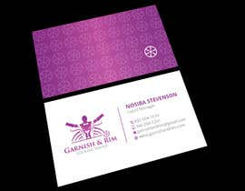 #218 for Design Business Cards For Bartender Company by Shovro9699