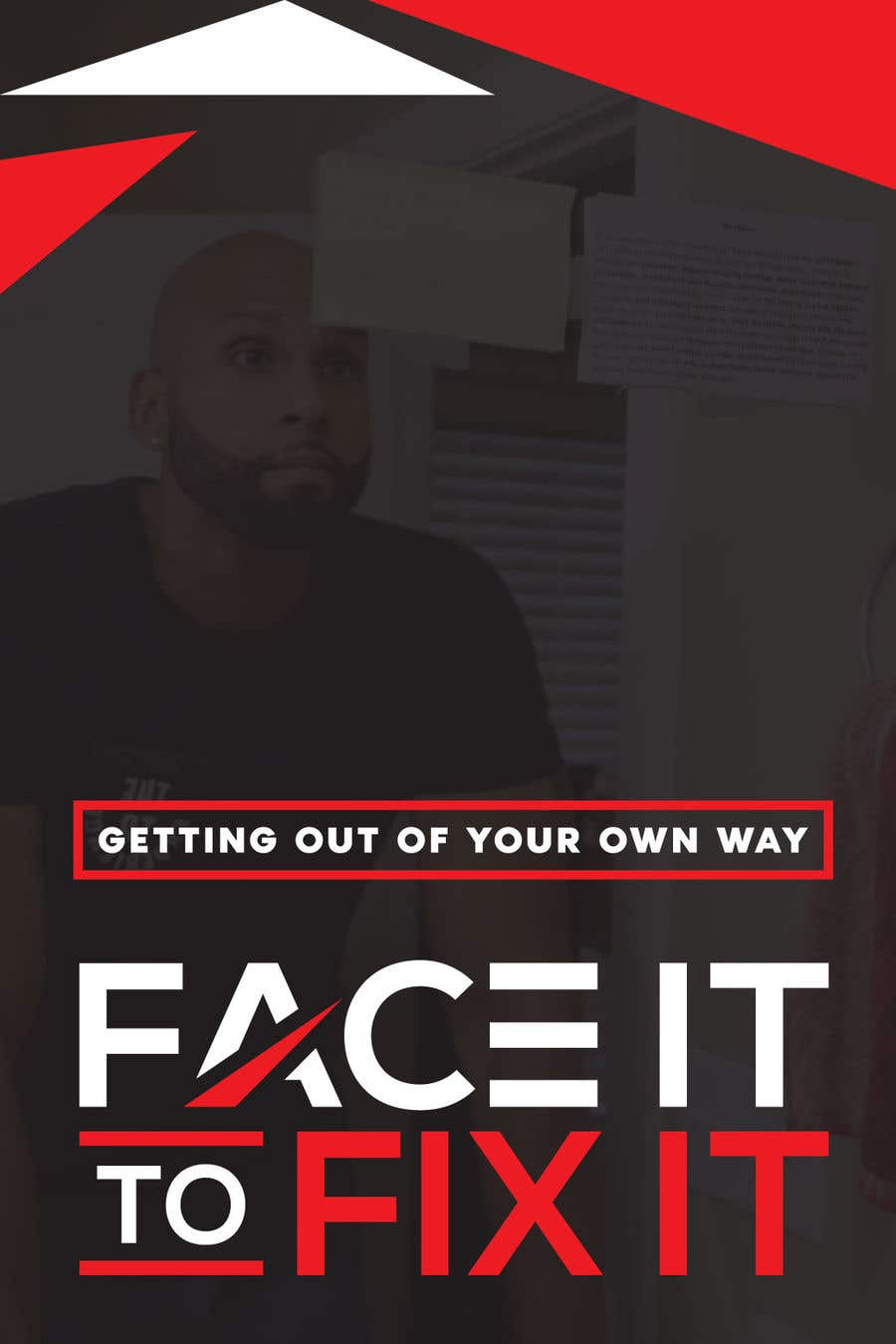 "Contest Entry #                                        82                                      for                                         Podcast design - ""Face it to Fix it"" show"