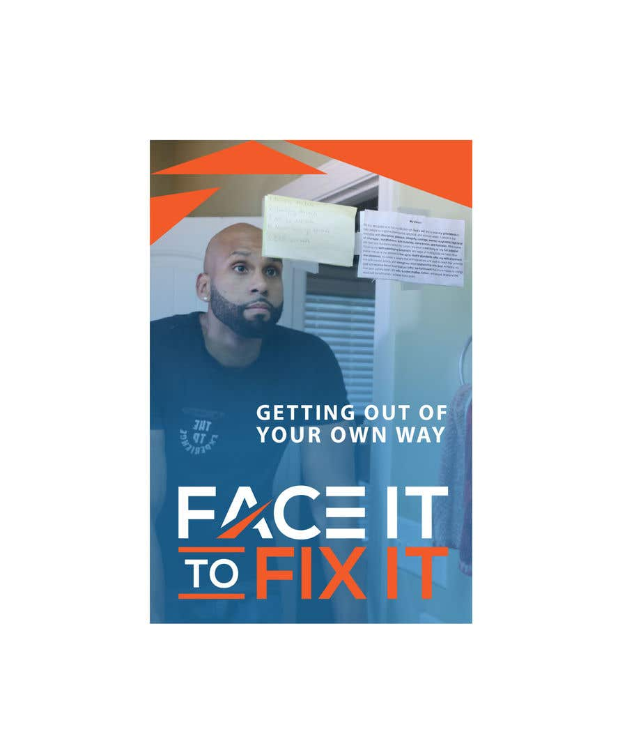 """Contest Entry #                                        84                                      for                                         Podcast design - """"Face it to Fix it"""" show"""