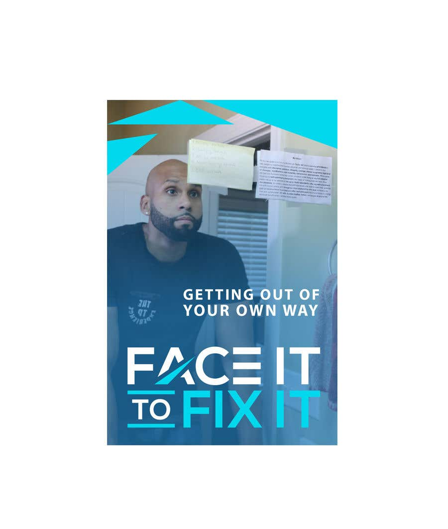 """Contest Entry #                                        96                                      for                                         Podcast design - """"Face it to Fix it"""" show"""
