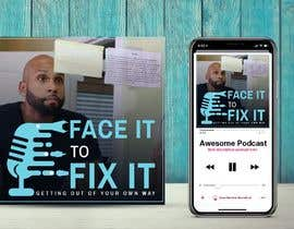 "#140 for Podcast design - ""Face it to Fix it"" show by sohailpswork"
