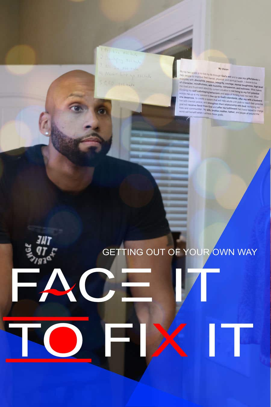 "Contest Entry #                                        117                                      for                                         Podcast design - ""Face it to Fix it"" show"