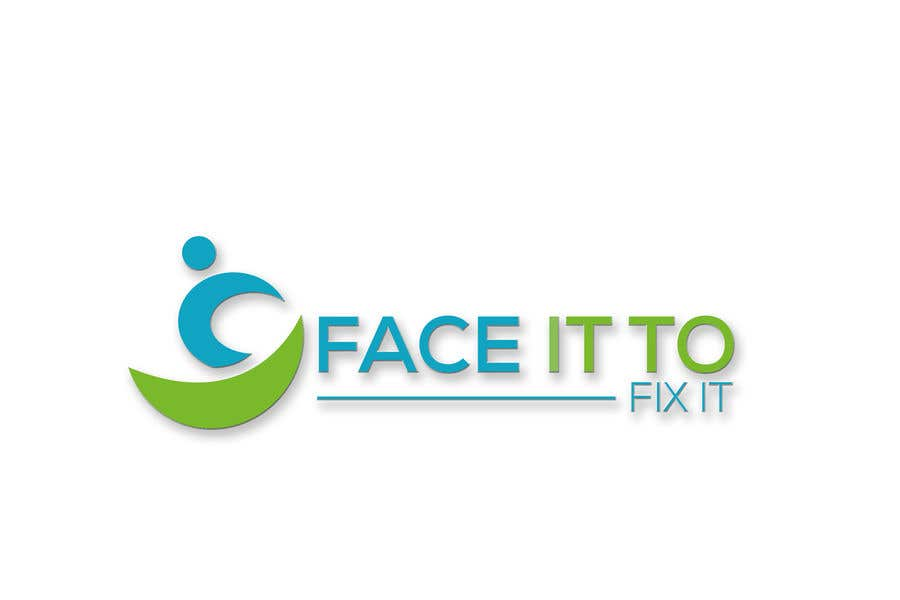 """Contest Entry #                                        71                                      for                                         Podcast design - """"Face it to Fix it"""" show"""