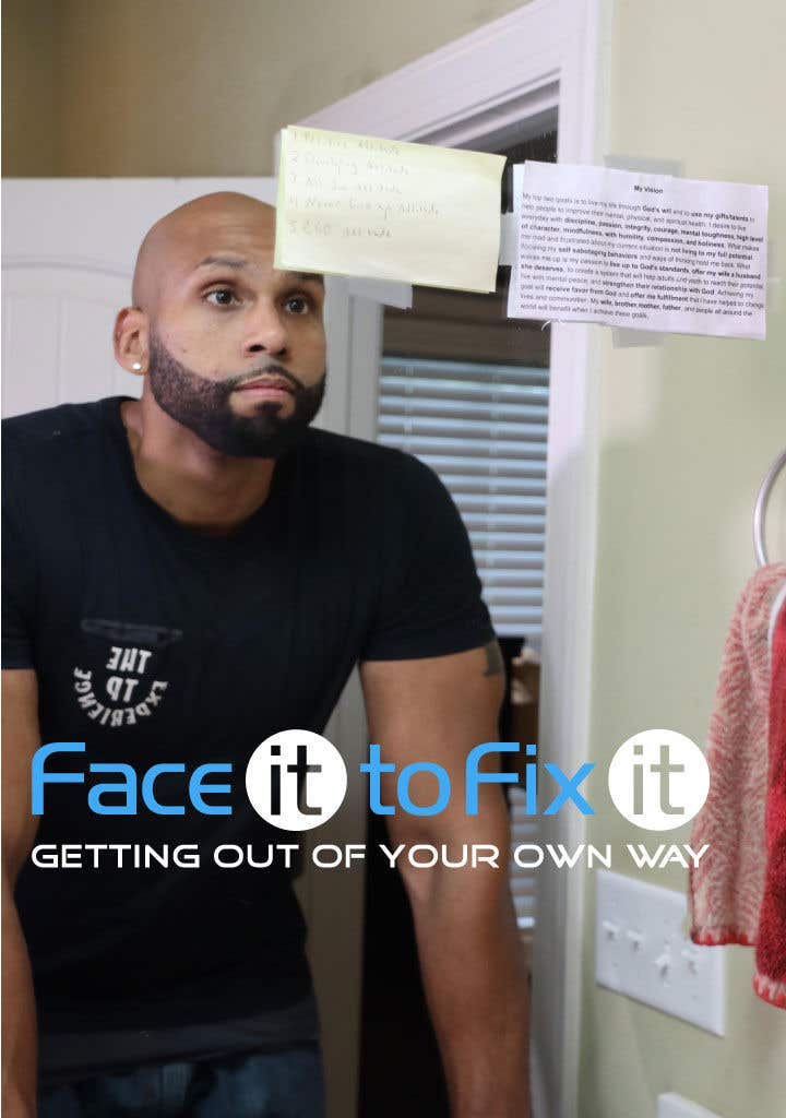 "Contest Entry #                                        129                                      for                                         Podcast design - ""Face it to Fix it"" show"