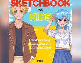 #61 для Design a Book Cover - Anime SketchBook от NatasaLo