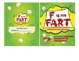 nº 38 pour Design a Book Cover - F is for Farts par iamyesarun
