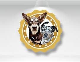 #28 for CARTOON DESIGN LOGO OF DOGS by RafaelMaya
