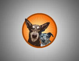 #35 for CARTOON DESIGN LOGO OF DOGS by mohinofficial