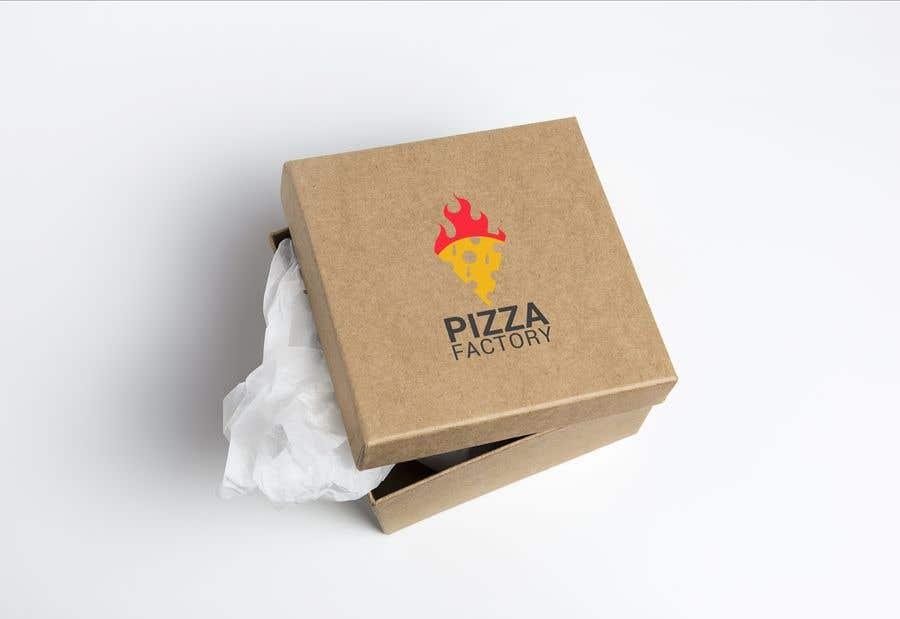 Kilpailutyö #                                        89                                      kilpailussa                                         Branding mockups for Pizza company
