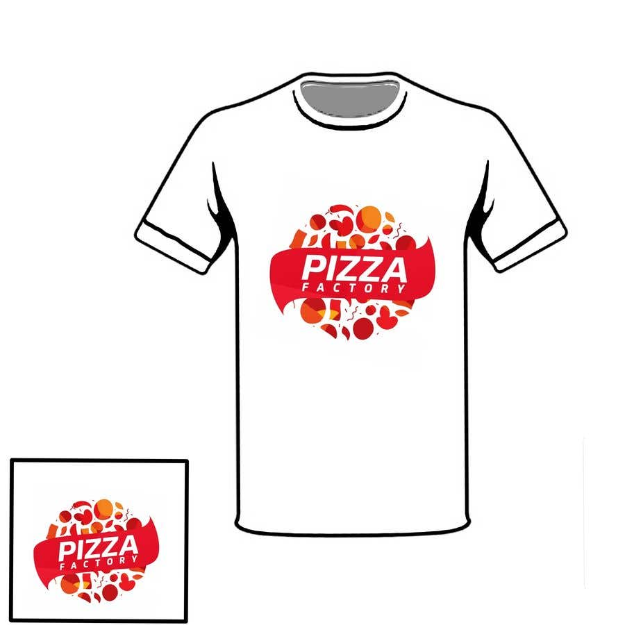 Kilpailutyö #                                        42                                      kilpailussa                                         Branding mockups for Pizza company