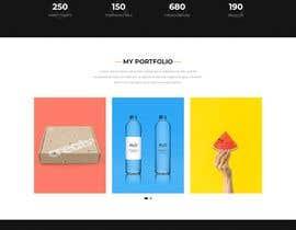 Nro 24 kilpailuun Design Personal Website käyttäjältä mcsamirhossain