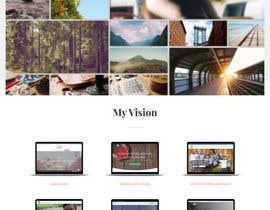 Nro 14 kilpailuun Design Personal Website käyttäjältä swaran2596