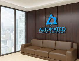 #112 untuk ADA Logo made into 3-D and  the 3d logo used in the animation.. animation is branded Logo introduction to a variety of videos oleh munnavailb