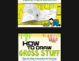 nº 62 pour Design a Book Cover - How to Draw Gross Stuff par khaledgamalibrah