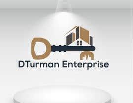 #2120 for DTurman Enterprise logo by LEDPGMaster