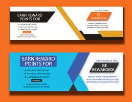 #17 for Need Reward Points Banners for My Website by qtamarpita