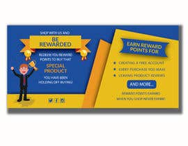 #43 for Need Reward Points Banners for My Website by qtamarpita