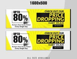 #75 for Need Daily Deals banners for My Website af naymulhasan670