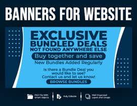 #53 for Need Bundle Deals Banners for Website af imranislamanik