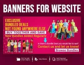 #58 for Need Bundle Deals Banners for Website af imranislamanik