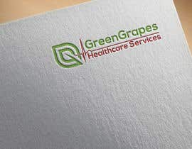 #163 for Build me a branding logo for - GreenGrapes Healthcare Services by mahfuzrm
