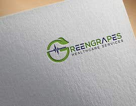 #227 for Build me a branding logo for - GreenGrapes Healthcare Services by tanvirhyder22