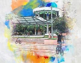 #69 untuk Draw a digital watercolor art oleh mmarif1982