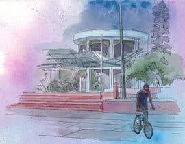 #76 untuk Draw a digital watercolor art oleh DenioViana