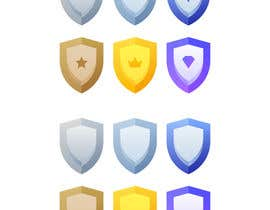 #45 cho Icon Design for Tiered Ranking System bởi anshalahmed17