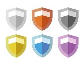 #12 cho Icon Design for Tiered Ranking System bởi elhamvecdi