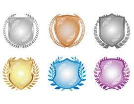 #41 cho Icon Design for Tiered Ranking System bởi elhamvecdi