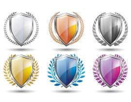 #42 cho Icon Design for Tiered Ranking System bởi elhamvecdi