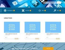 nº 95 pour Website Design par shihan96