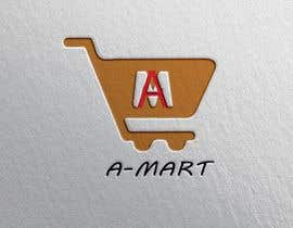 #72 for supermarket logo and name design starting with A by mehedialbanna
