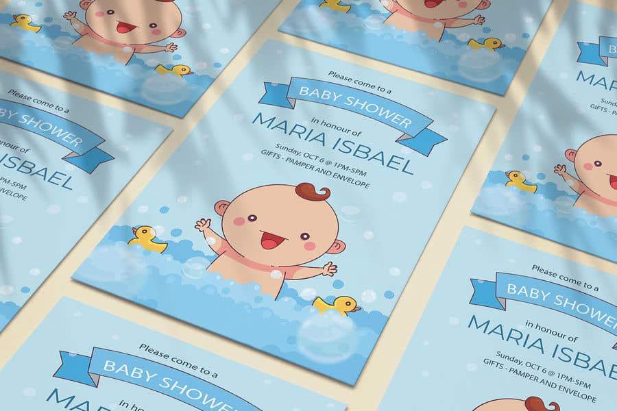 Penyertaan Peraduan #                                        11                                      untuk                                         BABY SHOWER E-LECTRONIC