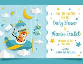 #14 for BABY SHOWER E-LECTRONIC by rijographx